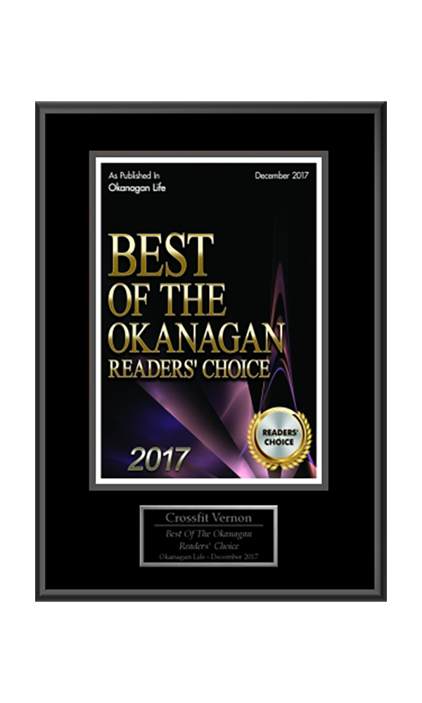 Best of the Okanagan 2017